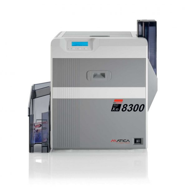 Matica XID8300 Retransfer ID Card Printer
